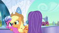 Applejack 'You don't wanna miss that!' S3E2.png