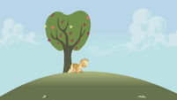 Applejack almost done S01E04