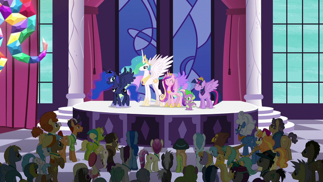 "File:Delegate 1 ""we love you, Princess Twilight!"" S5E10.png"