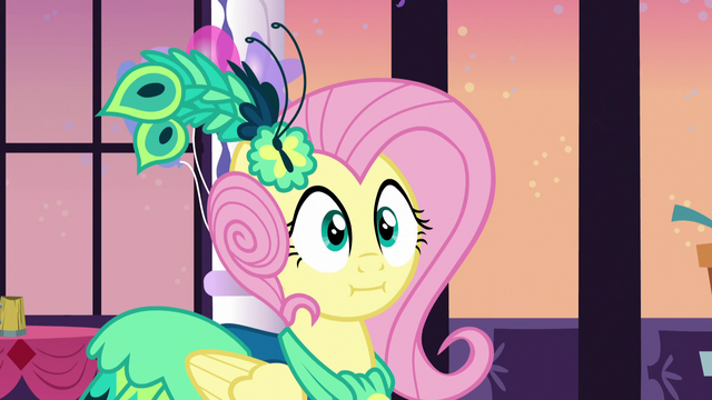 File:Fluttershy We have bought two cakes S5E7.png