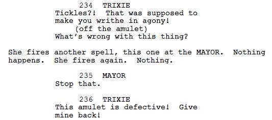 File:Magic Duel portion of original script.png