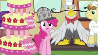 Pinkie Pie 'I have...' S2E24