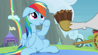 Rainbow rejects the offer S4E10