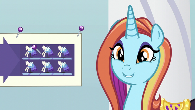 """File:Sassy """"you'll never have to sew again!"""" S5E14.png"""
