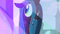 Chrysalis shocked S02E26
