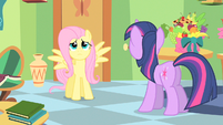 Fluttershy somehow S1E20
