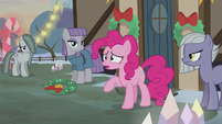 "Pinkie Pie ""she'd never do anything bad"" S5E20"