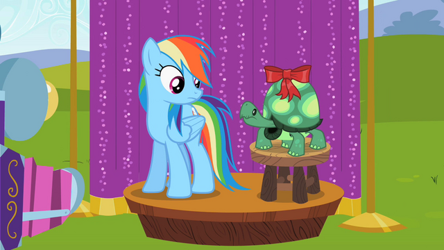 File:Rainbow Dash won't end well S2E7.png