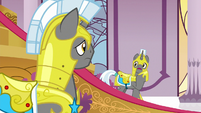 "Royal guard ""are we supposed to say something?"" S7E1"