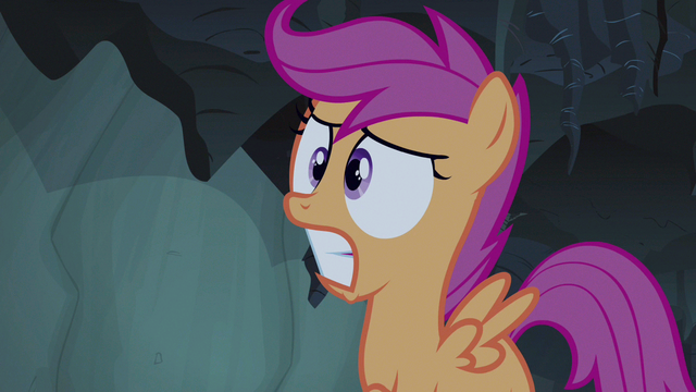 File:Scootaloo frightened S3E6.png