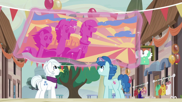 File:Double Diamond and Party Favor hang festival banner S6E25.png