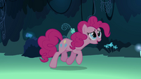 Pinkie Pie 'You got to stop talking to yourself' S3E03