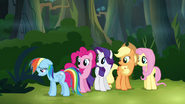 """Rainbow Dash """"how I got in this mess"""" S4E04"""