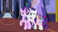 Rarity whispering in Starlight Glimmer's ear S6E21.png