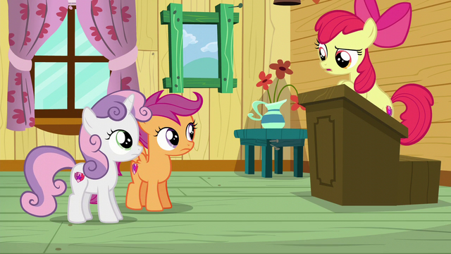 "File:Apple Bloom ""What do you mean?"" S6E4.png"