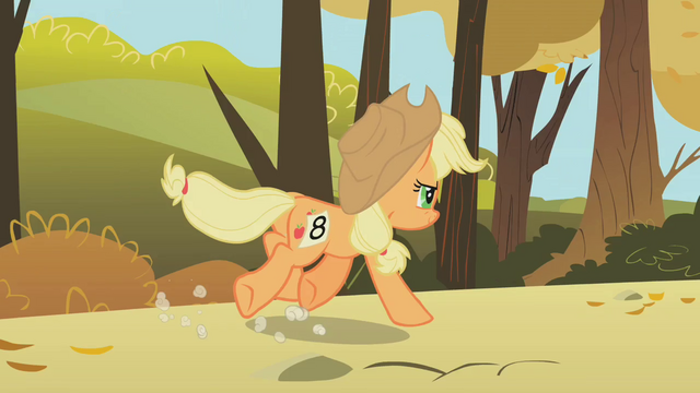File:Applejack running view from behind S01E13.png