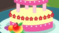 Bottom of cake S2E24