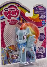 Cutie Mark Magic Rainbow Dash brushable doll