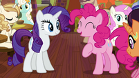 "Pinkie Pie ""nothing can stop the dynamic duo"" S6E12"