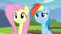 "Rainbow ""now what?"" S4E21"