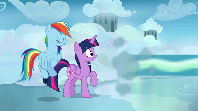 File:Sky Stinger speeds away from Twilight and Rainbow S6E24.png