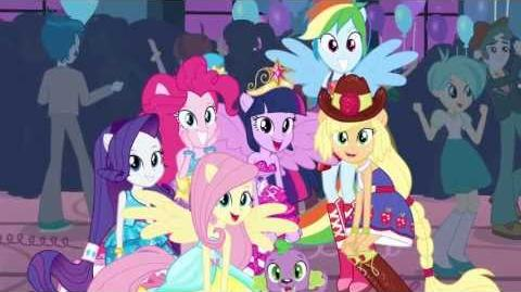 Equestria Girls-This Is Our Big Night (Reprise) (HD)