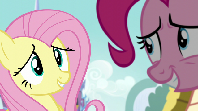 """File:Fluttershy """"Baby carrots!"""" S5E19.png"""