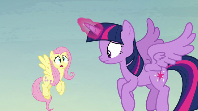 "File:Fluttershy ""nothing like your book said it would be"" S5E23.png"