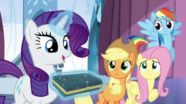 "File:Rarity ""choosing the crystal of purity"" S6E1.png"