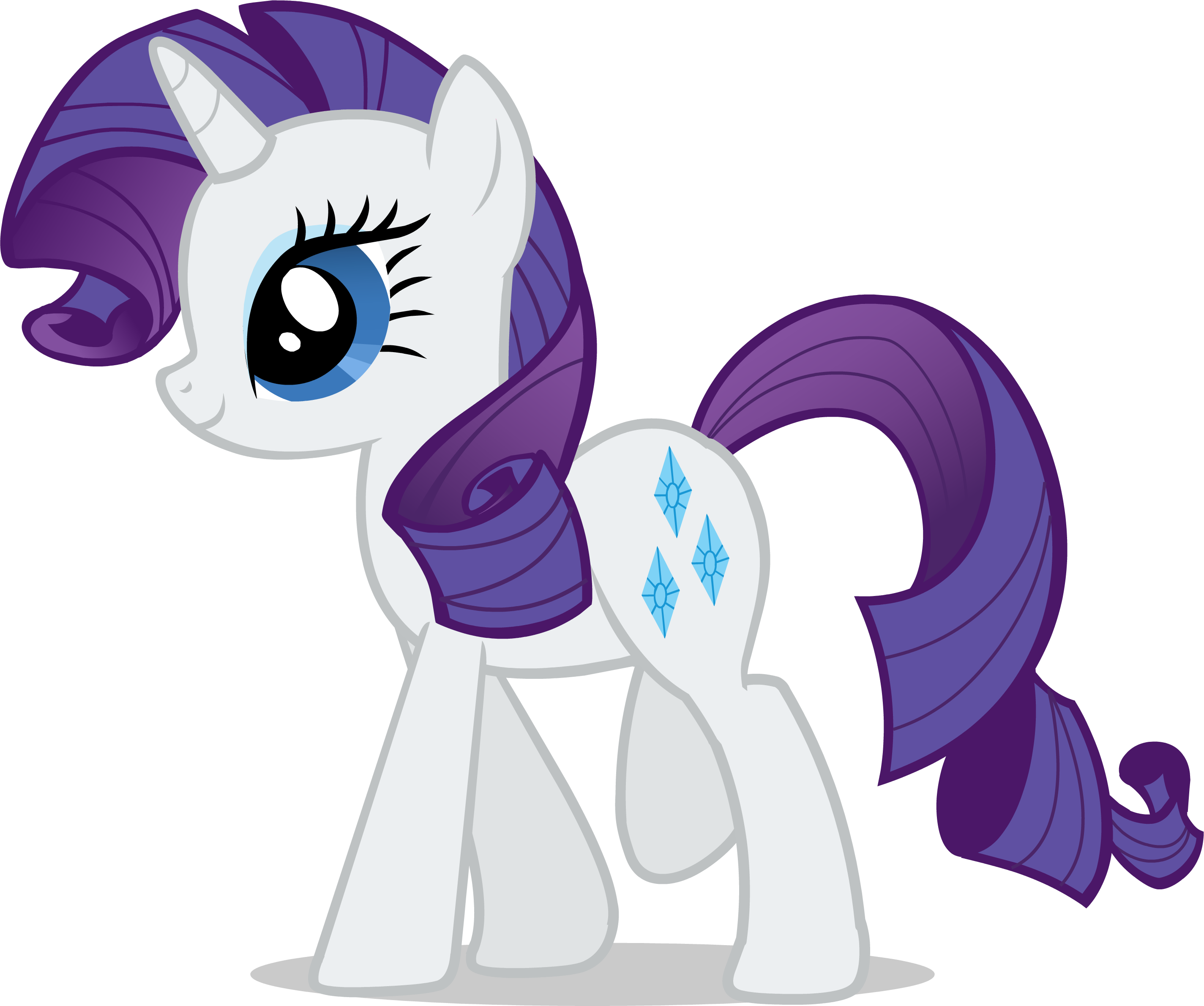 Image result for mlp rarity