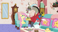 """Discord """"I think you'll be quite pleased"""" S7E12"""