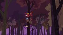 Dragons hitting tree S2E21