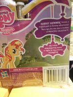 Sunset Shimmer package back
