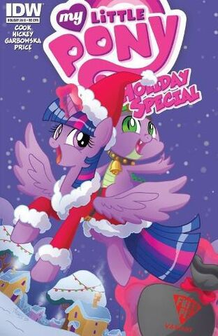 File:My Little Pony Holiday Special cover RE.jpg