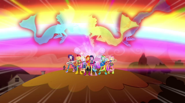 File:The Rainbooms send a shockwave EG2.png