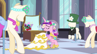Cadance singing This Day Aria S2E26