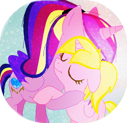 File:FANMADE Starflok OC and Cadance.png