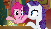 "Pinkie Pie ""just kablammed us"" S6E12"