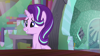 Starlight Glimmer smile S6E2