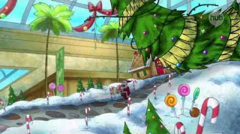 The Hub's Christmas Campaign Spot - Jingle Bells
