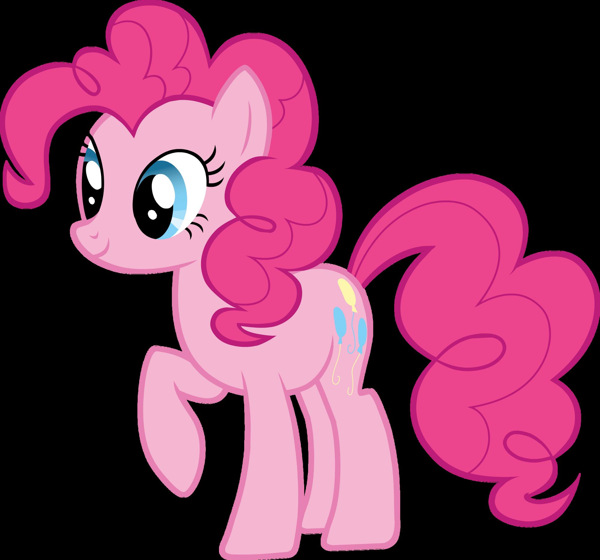 Imagem - Canterlot Castle Pinkie Pie 1.png