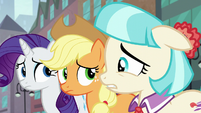 Coco Pommel starting to worry again S5E16