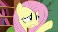 "Fluttershy ""be careful!"" S7E5"