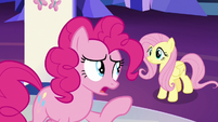 "Pinkie Pie ""they won't ask for help"" S7E11"