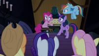 Pinkie Pie explains it all S4E03