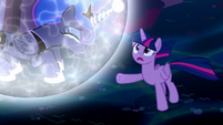 "Twilight ""you might just be the key to stopping all this"" S5E13"