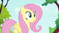 Fluttershy pleased with herself 2 S2E19