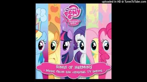 My Little Pony - Songs of Harmony 09. Let the Rainbow Remind You (official extended)