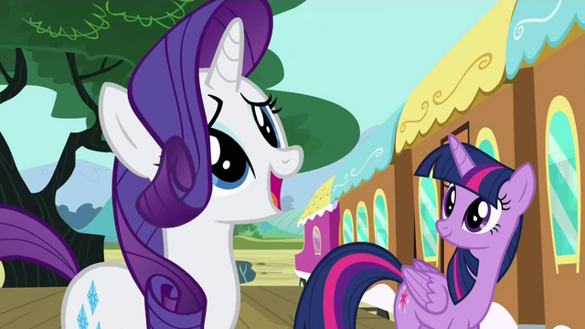 File:Rarity imagining her week in Manehattan S4E8.png