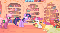 Scootaloo is wingless S1E18